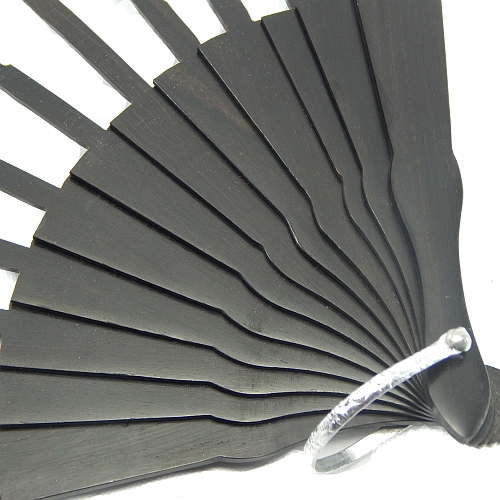 Fächer Modell Almeria Ebano Detailbild