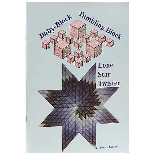 Baby Block - Lone Star Twister ~ Petra Tschanter in der Klöppelwerkstatt erhältlich