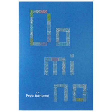 Buch Domino, neu in der Klöppelwerkstatt, klöppeln Torchont