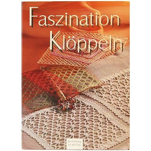 Faszination Klöppeln ~ Buchverlag für die Frau - Klöppelwerkstatt, Ein Mustertuch, Quadrate als Schmuck, Fensterbild oder Dekoration,....