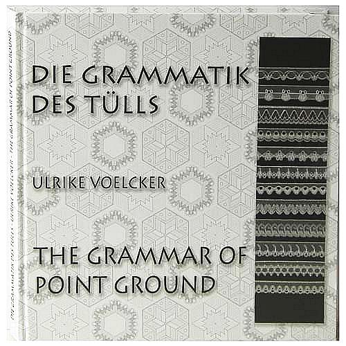 Die Grammatik des Tülls ~ Ulrike Voelcker in der Klöppelwerkstatt