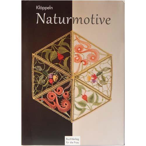 Klöppeln Naturmotive ~ Buchverlag für die Frau - in der Klöppelwerkstatt, Schmuckarbeiten aus Edelstahldraht, phantasievoll der Natur nachempfundene, vor allem von Blumen und Bäumen inspirierte Muster