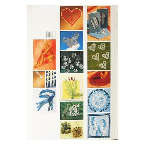 Spitzenzauber ~ Buchverlag für die Frau - Klöppelwerkstatt, Zauberhafte Herzen für Weihnachts- und Geschenkanhänger, schmale Schaltücher...., Rückseite