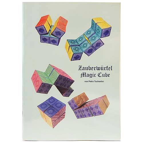 Zauberwürfel - Magic Kube ~ Petra Tschanter - in der Klöppelwerkstatt erhältlich