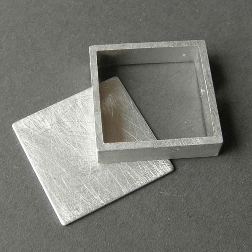 Kringelschmuck Quadrat