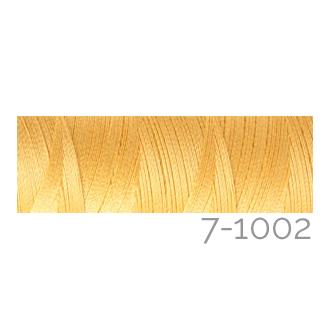 Venne Colcoton 113 Farben, Klöppelwerkstatt, 100% mercerisierte (BIO) Baumwolle zum klöppeln, stricken, weben, häkeln. Minispule mit 180 m Farbe 7-1002