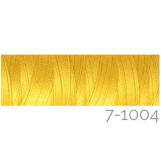 Venne Colcoton 113 Farben, Klöppelwerkstatt, 100% mercerisierte (BIO) Baumwolle zum klöppeln, stricken, weben, häkeln. Minispule mit 180 m Farbe 7-1004