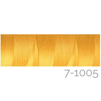 Venne Colcoton 113 Farben, Klöppelwerkstatt, 100% mercerisierte (BIO) Baumwolle zum klöppeln, stricken, weben, häkeln. Minispule mit 180 m Farbe 7-1005