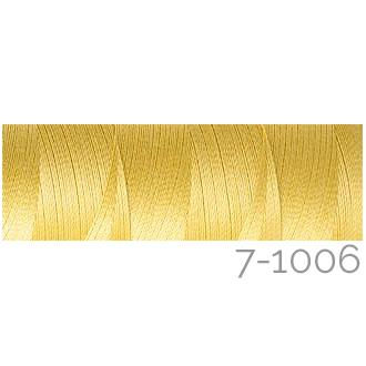 Venne Colcoton 113 Farben, Klöppelwerkstatt, 100% mercerisierte (BIO) Baumwolle zum klöppeln, stricken, weben, häkeln. Minispule mit 180 m Farbe 7-1006