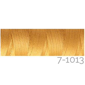 Venne Colcoton 113 Farben, Klöppelwerkstatt, 100% mercerisierte (BIO) Baumwolle zum klöppeln, stricken, weben, häkeln. Minispule mit 180 m Farbe 7-1013