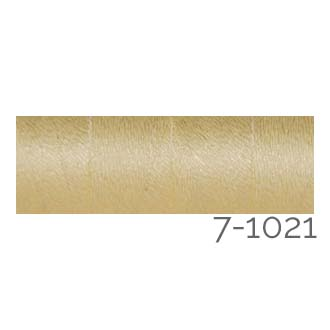 Venne Colcoton 113 Farben, Klöppelwerkstatt, 100% mercerisierte (BIO) Baumwolle zum klöppeln, stricken, weben, häkeln. Minispule mit 180 m Farbe 7-1021