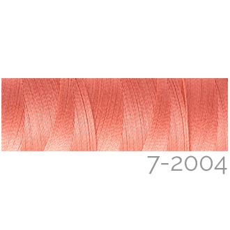 Venne Colcoton 113 Farben, Klöppelwerkstatt, 100% mercerisierte (BIO) Baumwolle zum klöppeln, stricken, weben, häkeln. Minispule mit 180 m Farbe 7-2004