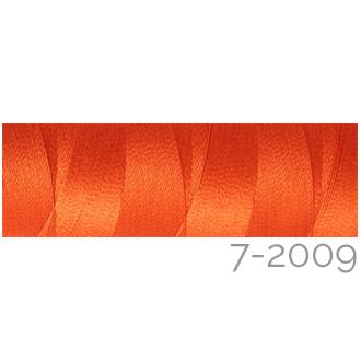 Venne Colcoton 113 Farben, Klöppelwerkstatt, 100% mercerisierte (BIO) Baumwolle zum klöppeln, stricken, weben, häkeln. Minispule mit 180 m Farbe 7-2009