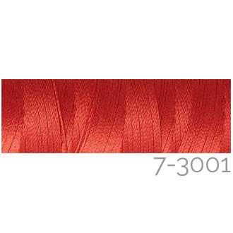 Venne Colcoton 113 Farben, Klöppelwerkstatt, 100% mercerisierte (BIO) Baumwolle zum klöppeln, stricken, weben, häkeln. Minispule mit 180 m Farbe 7-3001
