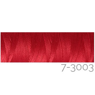 Venne Colcoton 113 Farben, Klöppelwerkstatt, 100% mercerisierte (BIO) Baumwolle zum klöppeln, stricken, weben, häkeln. Minispule mit 180 m Farbe 7-3003