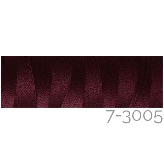 Venne Colcoton 113 Farben, Klöppelwerkstatt, 100% mercerisierte (BIO) Baumwolle zum klöppeln, stricken, weben, häkeln. Minispule mit 180 m Farbe 7-3005