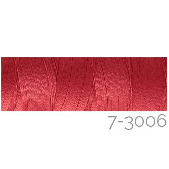 Venne Colcoton 113 Farben, Klöppelwerkstatt, 100% mercerisierte (BIO) Baumwolle zum klöppeln, stricken, weben, häkeln. Minispule mit 180 m Farbe 7-3006