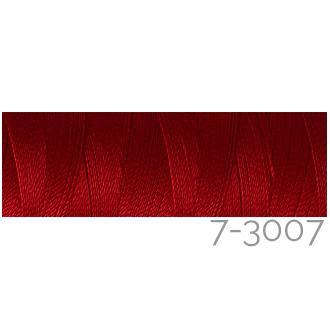Venne Colcoton 113 Farben, Klöppelwerkstatt, 100% mercerisierte (BIO) Baumwolle zum klöppeln, stricken, weben, häkeln. Minispule mit 180 m Farbe 7-3007