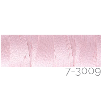 Venne Colcoton 113 Farben, Klöppelwerkstatt, 100% mercerisierte (BIO) Baumwolle zum klöppeln, stricken, weben, häkeln. Minispule mit 180 m Farbe 7-3009