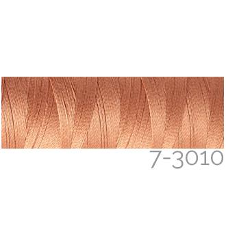 Venne Colcoton 113 Farben, Klöppelwerkstatt, 100% mercerisierte (BIO) Baumwolle zum klöppeln, stricken, weben, häkeln. Minispule mit 180 m Farbe 7-3010