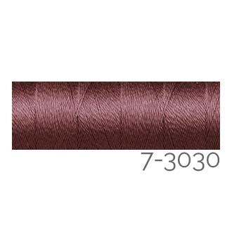 Venne Colcoton 113 Farben, Klöppelwerkstatt, 100% mercerisierte (BIO) Baumwolle zum klöppeln, stricken, weben, häkeln. Minispule mit 180 m Farbe 7-3030