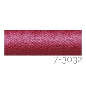 Venne Colcoton 113 Farben, Klöppelwerkstatt, 100% mercerisierte (BIO) Baumwolle zum klöppeln, stricken, weben, häkeln. Minispule mit 180 m Farbe 7-3032
