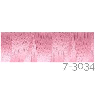 Venne Colcoton 113 Farben, Klöppelwerkstatt, 100% mercerisierte (BIO) Baumwolle zum klöppeln, stricken, weben, häkeln. Minispule mit 180 m Farbe 7-3034