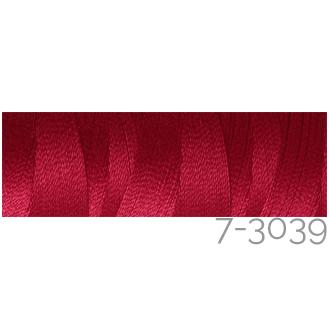 Venne Colcoton 113 Farben, Klöppelwerkstatt, 100% mercerisierte (BIO) Baumwolle zum klöppeln, stricken, weben, häkeln. Minispule mit 180 m Farbe 7-3039