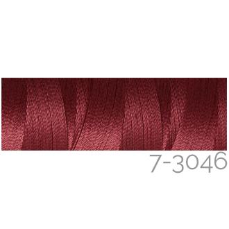 Venne Colcoton 113 Farben, Klöppelwerkstatt, 100% mercerisierte (BIO) Baumwolle zum klöppeln, stricken, weben, häkeln. Minispule mit 180 m Farbe 7-3046