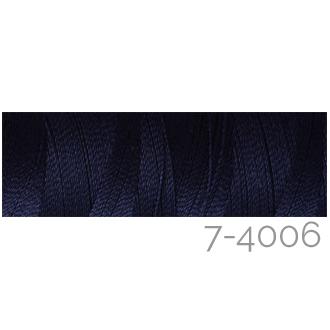 Venne Colcoton 113 Farben, Klöppelwerkstatt, 100% mercerisierte (BIO) Baumwolle zum klöppeln, stricken, weben, häkeln. Minispule mit 180 m Farbe 7-4006