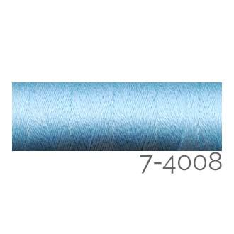 Venne Colcoton 113 Farben, Klöppelwerkstatt, 100% mercerisierte (BIO) Baumwolle zum klöppeln, stricken, weben, häkeln. Minispule mit 180 m Farbe 7-4008
