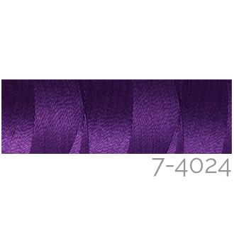 Venne Colcoton 113 Farben, Klöppelwerkstatt, 100% mercerisierte (BIO) Baumwolle zum klöppeln, stricken, weben, häkeln. Minispule mit 180 m Farbe 7-4024