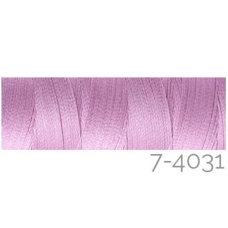 Venne Colcoton 113 Farben, Klöppelwerkstatt, 100% mercerisierte (BIO) Baumwolle zum klöppeln, stricken, weben, häkeln. Minispule mit 180 m Farbe 7-4031