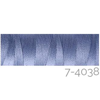 Venne Colcoton 113 Farben, Klöppelwerkstatt, 100% mercerisierte (BIO) Baumwolle zum klöppeln, stricken, weben, häkeln. Minispule mit 180 m Farbe 7-4038