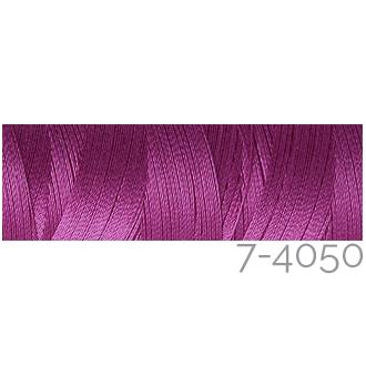 Venne Colcoton 113 Farben, Klöppelwerkstatt, 100% mercerisierte (BIO) Baumwolle zum klöppeln, stricken, weben, häkeln. Minispule mit 180 m Farbe 7-4050