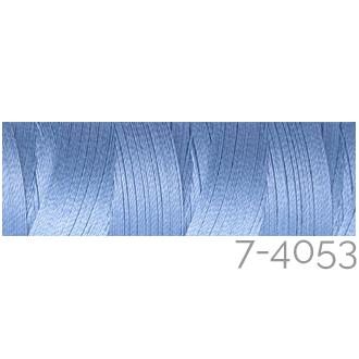 Venne Colcoton 113 Farben, Klöppelwerkstatt, 100% mercerisierte (BIO) Baumwolle zum klöppeln, stricken, weben, häkeln. Minispule mit 180 m Farbe 7-4053