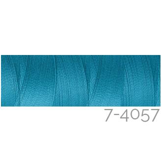Venne Colcoton 113 Farben, Klöppelwerkstatt, 100% mercerisierte (BIO) Baumwolle zum klöppeln, stricken, weben, häkeln. Minispule mit 180 m Farbe 7-4057