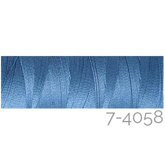 Venne Colcoton 113 Farben, Klöppelwerkstatt, 100% mercerisierte (BIO) Baumwolle zum klöppeln, stricken, weben, häkeln. Minispule mit 180 m Farbe 7-4058