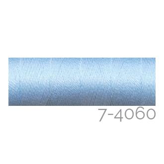 Venne Colcoton 113 Farben, Klöppelwerkstatt, 100% mercerisierte (BIO) Baumwolle zum klöppeln, stricken, weben, häkeln. Minispule mit 180 m Farbe 7-4060