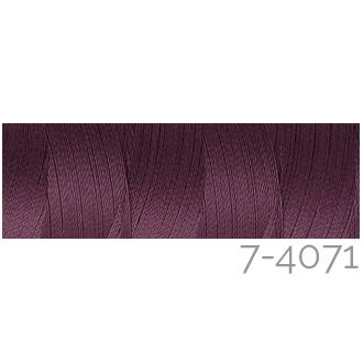 Venne Colcoton 113 Farben, Klöppelwerkstatt, 100% mercerisierte (BIO) Baumwolle zum klöppeln, stricken, weben, häkeln. Minispule mit 180 m Farbe 7-4071