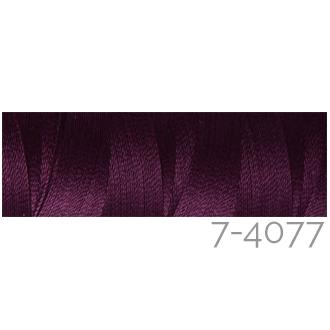 Venne Colcoton 113 Farben, Klöppelwerkstatt, 100% mercerisierte (BIO) Baumwolle zum klöppeln, stricken, weben, häkeln. Minispule mit 180 m Farbe 7-4077