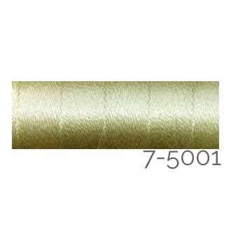 Venne Colcoton 113 Farben, Klöppelwerkstatt, 100% mercerisierte (BIO) Baumwolle zum klöppeln, stricken, weben, häkeln. Minispule mit 180 m Farbe 7-5001