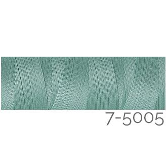 Venne Colcoton 113 Farben, Klöppelwerkstatt, 100% mercerisierte (BIO) Baumwolle zum klöppeln, stricken, weben, häkeln. Minispule mit 180 m Farbe 7-5005
