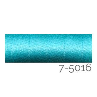 Venne Colcoton 113 Farben, Klöppelwerkstatt, 100% mercerisierte (BIO) Baumwolle zum klöppeln, stricken, weben, häkeln. Minispule mit 180 m Farbe 7-5016