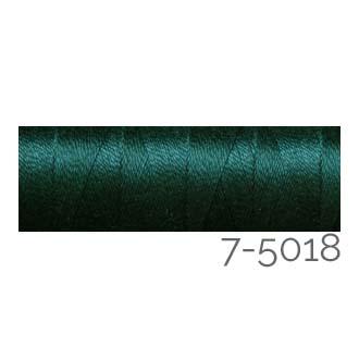 Venne Colcoton 113 Farben, Klöppelwerkstatt, 100% mercerisierte (BIO) Baumwolle zum klöppeln, stricken, weben, häkeln. Minispule mit 180 m Farbe 7-5018