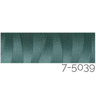 Venne Colcoton 113 Farben, Klöppelwerkstatt, 100% mercerisierte (BIO) Baumwolle zum klöppeln, stricken, weben, häkeln. Minispule mit 180 m Farbe 7-5039