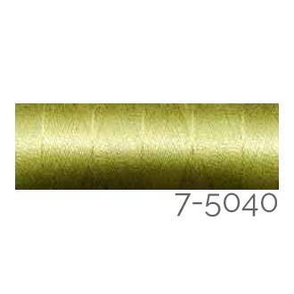 Venne Colcoton 113 Farben, Klöppelwerkstatt, 100% mercerisierte (BIO) Baumwolle zum klöppeln, stricken, weben, häkeln. Minispule mit 180 m Farbe 7-5040