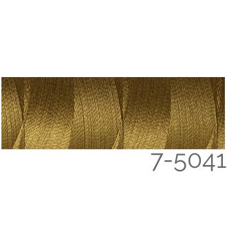 Venne Colcoton 113 Farben, Klöppelwerkstatt, 100% mercerisierte (BIO) Baumwolle zum klöppeln, stricken, weben, häkeln. Minispule mit 180 m Farbe 7-5041