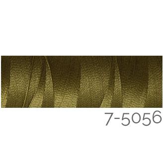 Venne Colcoton 113 Farben, Klöppelwerkstatt, 100% mercerisierte (BIO) Baumwolle zum klöppeln, stricken, weben, häkeln. Minispule mit 180 m Farbe 7-5056