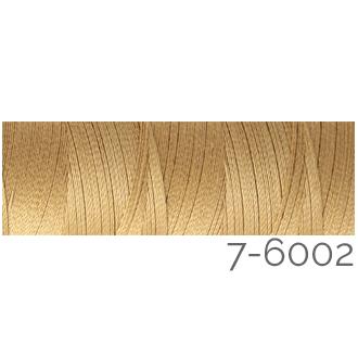 Venne Colcoton 113 Farben, Klöppelwerkstatt, 100% mercerisierte (BIO) Baumwolle zum klöppeln, stricken, weben, häkeln. Minispule mit 180 m Farbe 7-6002